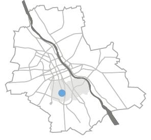 Park Rozwoju - Mapka - Lokalizacja