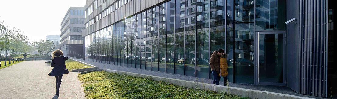 Park Rozwoju - Zielone miejsce - Baner